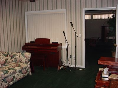 Clergy/Music Room